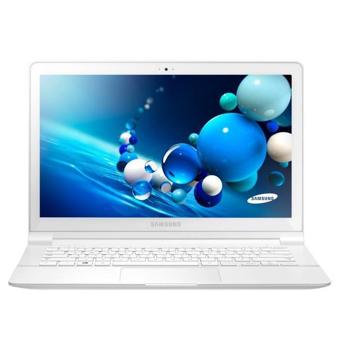 Samsung Samsung ATIV Book 9 Lite 915S3G-K06FR Blanc - AMD A6 1 GHz - SSD 128 Go - RAM DDR3 Go - AZERTY