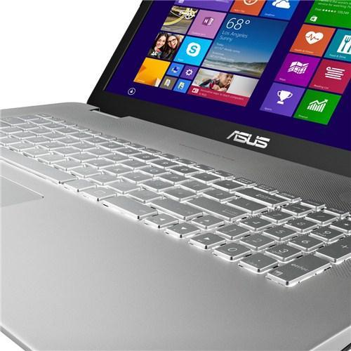"Asus N751JK-T7085H 17,3"" Intel Core i7 2.5 GHz  - 1 To HDD + SSD - RAM 8 Go"