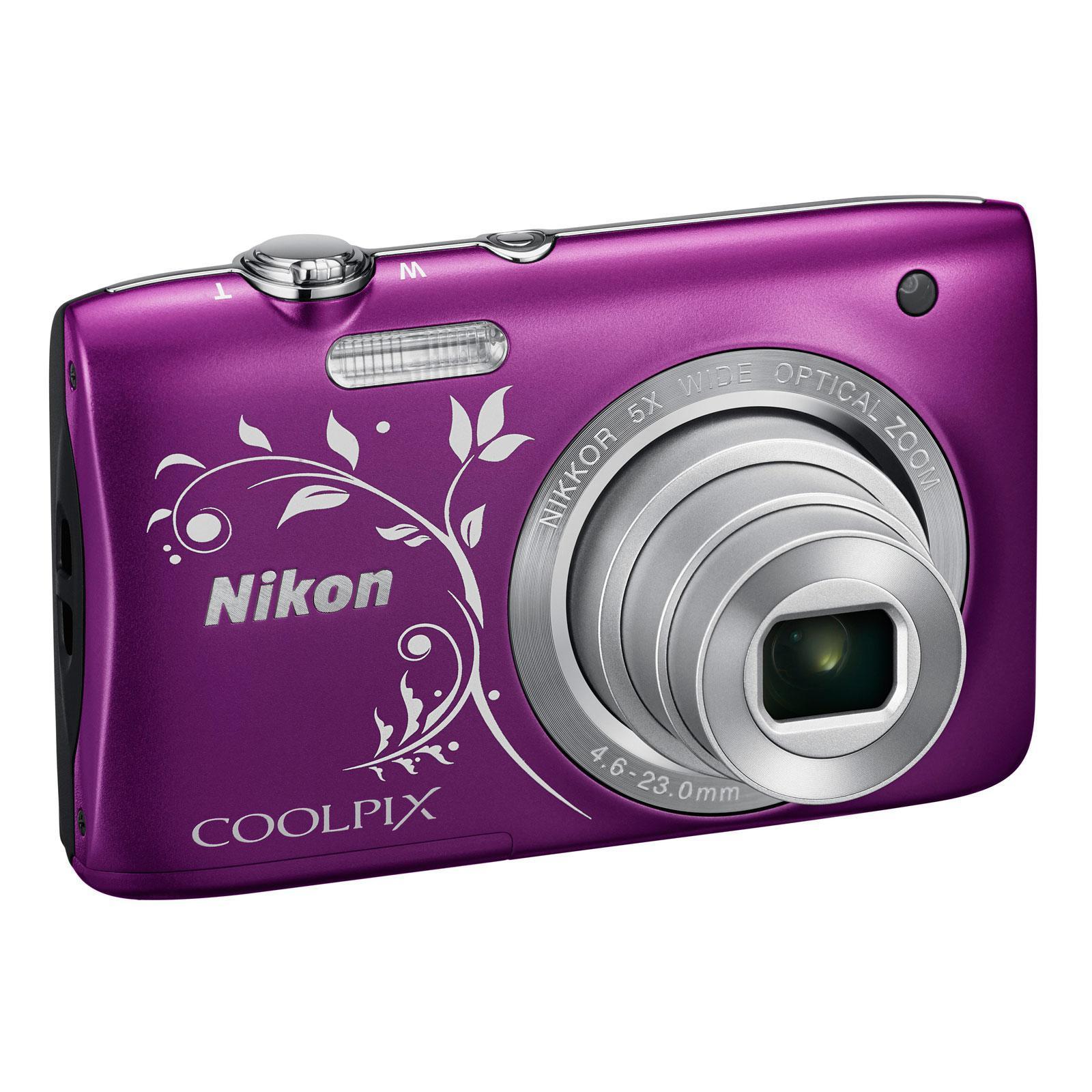 APN Compact  Nikon COOLPIX S2900 Prune