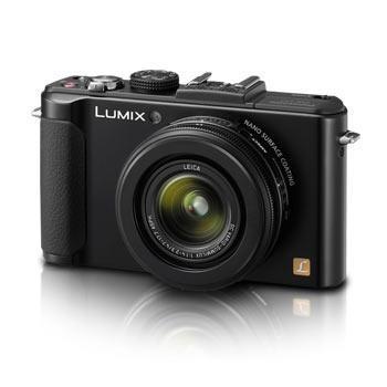 Lumix DMC-LX7 - Schwarz