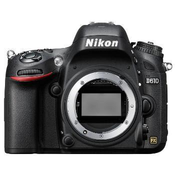 Nikon D610 - Schwarz