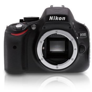 Nikon D5100 - Schwarz