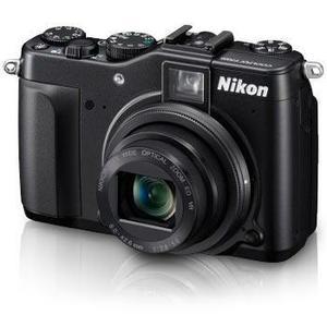 Kompaktikamera Nikon Coolpix P7000 Musta + Objektiivi Nikon Nikkor 7.1x Wide Optical Zoom 28-200 mm f/2.8-5.6