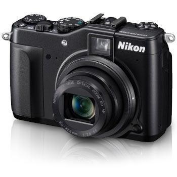 Nikon Coolpix P7000 - Noir