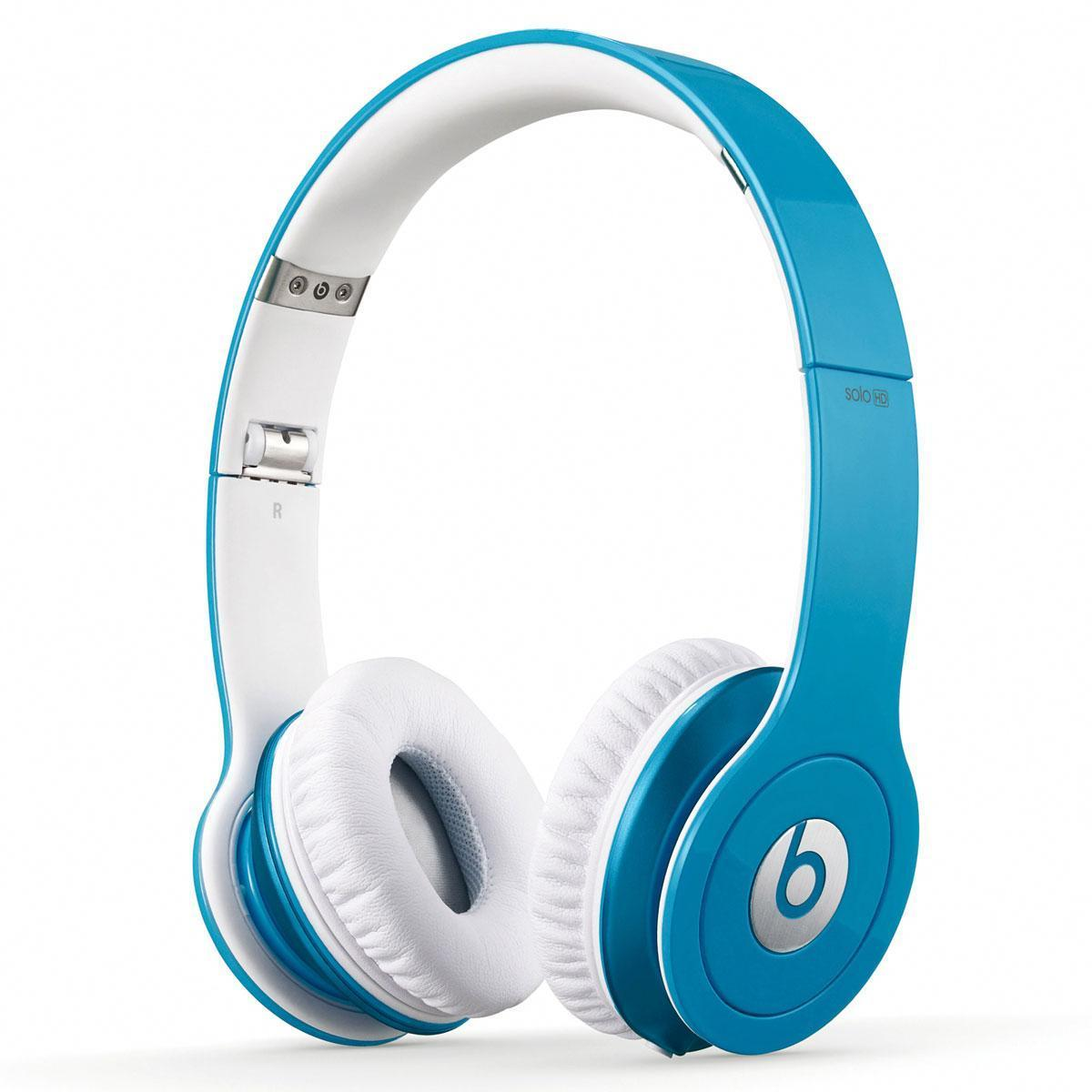 Auriculares Beats Solo HD - Azul claro