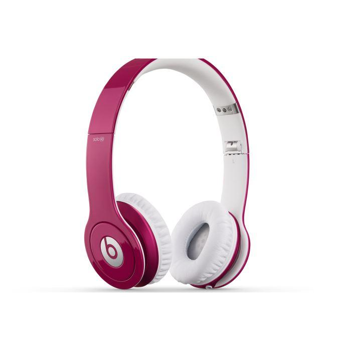 Casque Beats Solo HD - Rose