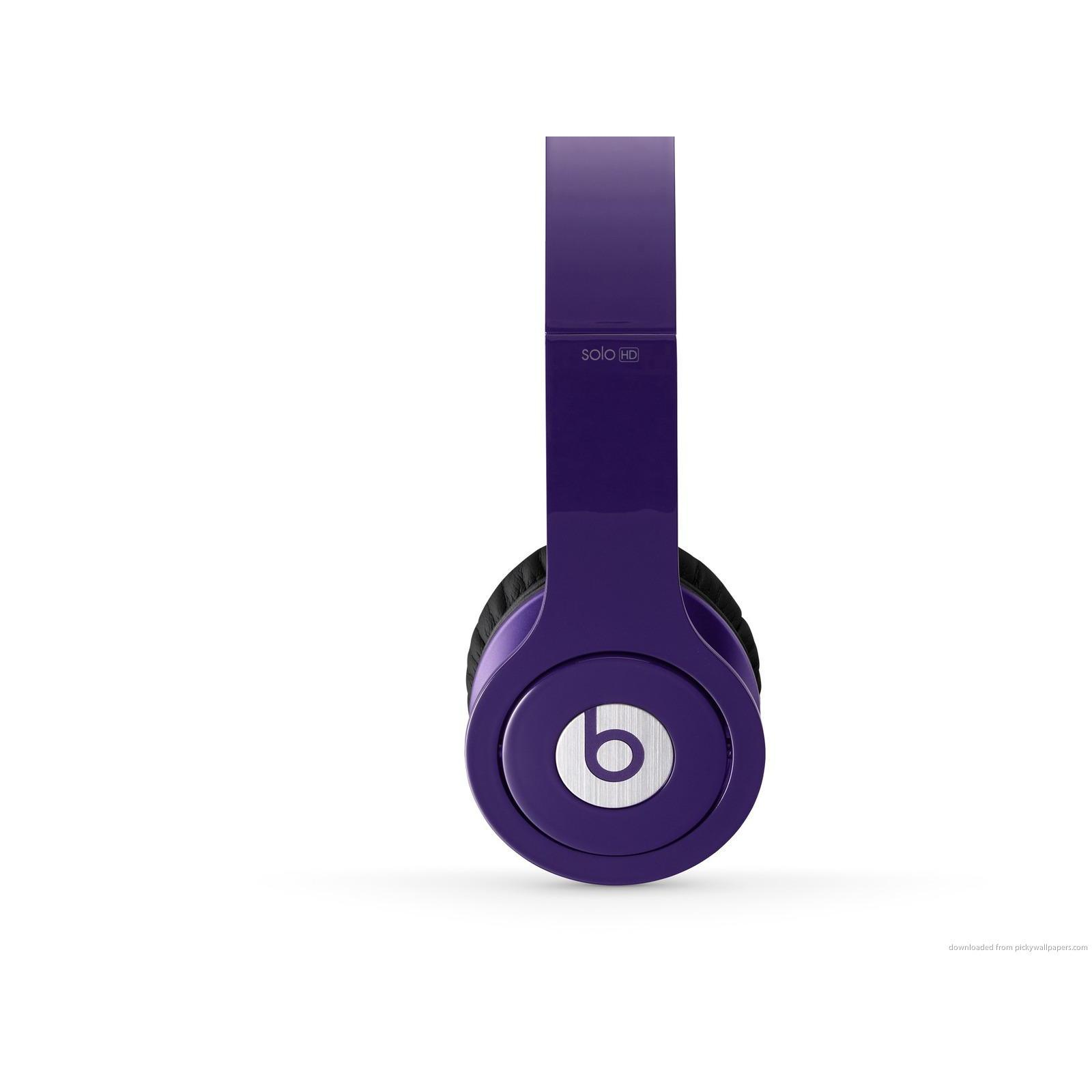 Casque Beats Solo HD - Violet