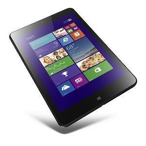 Lenovo ThinkPad 8 20BQ - 64 Go - Wifi - Noir