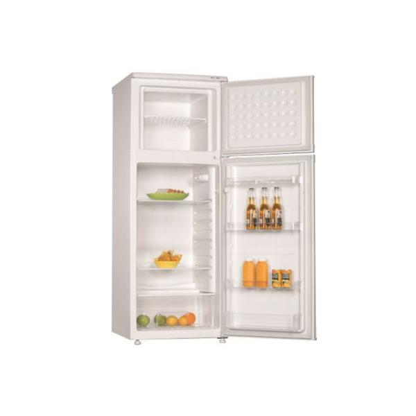 Réfrigérateur congélateur en haut LISTO RDL 145-55b1