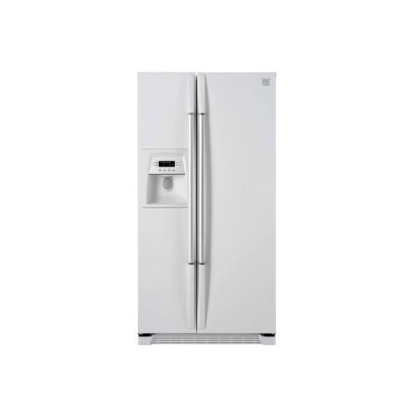Réfrigérateur américain DAEWOO FRSU21DAV Blanc