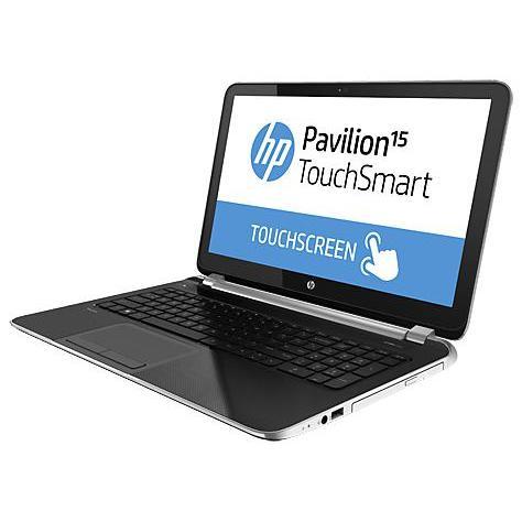 Hp Pavilion TouchSmart 15-n230sf -  1.8 GHz - HDD 750  Go - RAM 4 Go Go - AZERTY