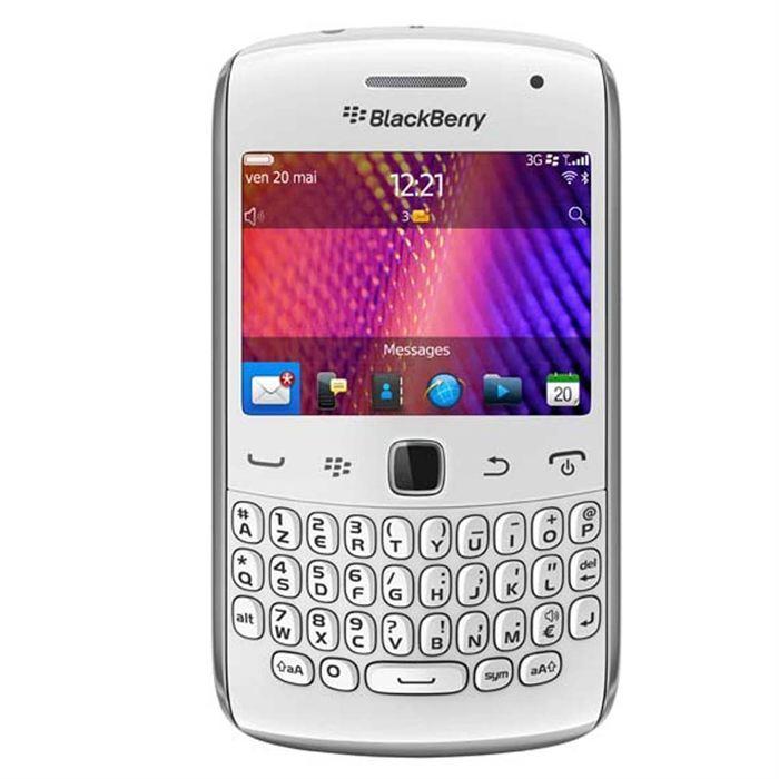 Blackberry Curve 9360 - Blanc - Débloqué