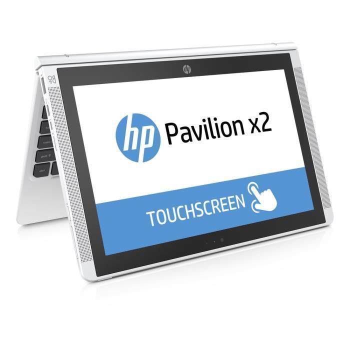 "Hewlett Packard P0T53EA 10,1""  1.44 GHz  - 32 Go HDD + SSD - RAM 2 Go"