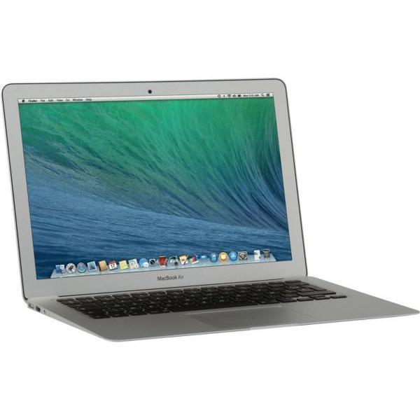 """Macbook Air 13"""" MD760F/B i5 1.4 GHz SSD 128 Go RAM 4 Go"""