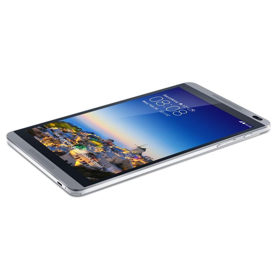 """Huawei MediaPad M1 - 8"""" 16 Go - 4G - Argent"""