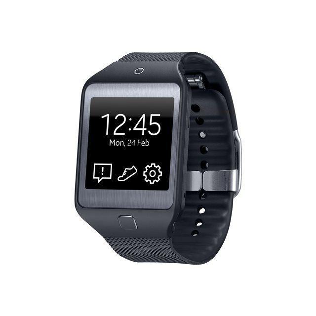 Samsung- Gear 2 Lite - Noir