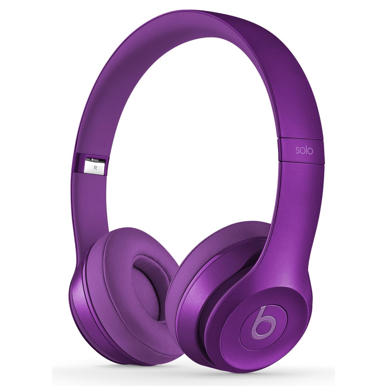Auriculares Beats Solo 2 - Morado