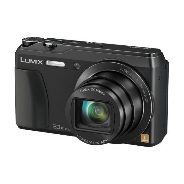 Panasonic Lumix DMC-TZ55 - Negro