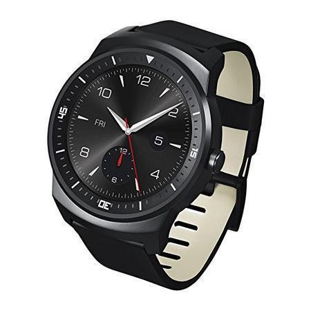 LG G Watch W110 - Noir