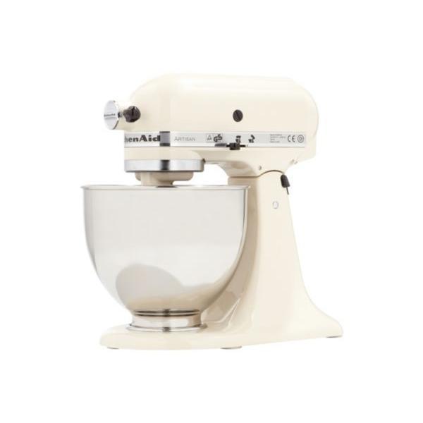 Robot sur socle Artisan® KitchenAid 5KSM150PS EAC Crème
