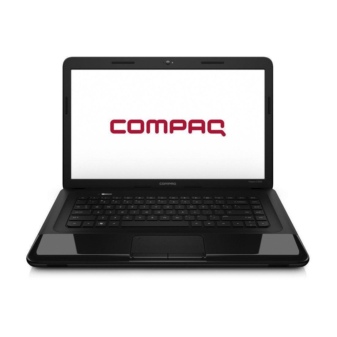 Compaq CQ58-D16SF -  1.5 GHz - HDD 750  Go - RAM 4 Go Go - AZERTY
