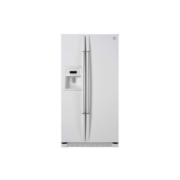 Réfrigérateur américain DAEWOO FRSU 20 DAV blanc