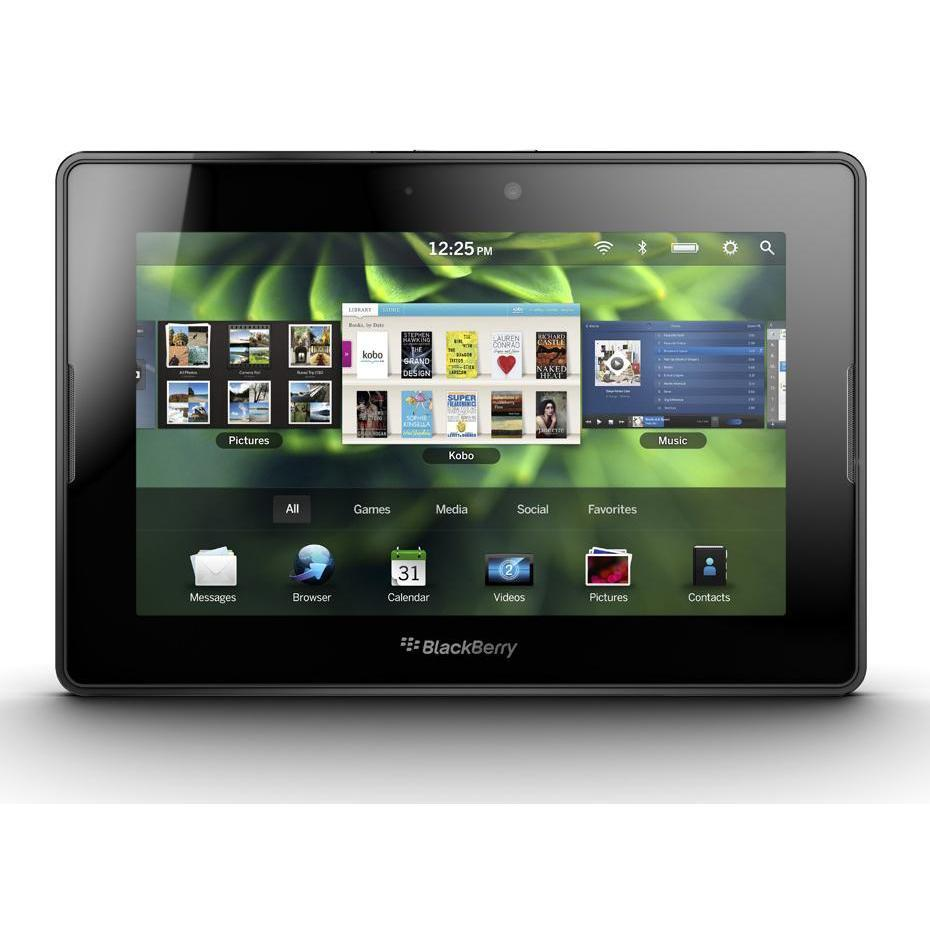 Tablet BLACKBERRY PlayBook 16 GB - Negro - Wifi