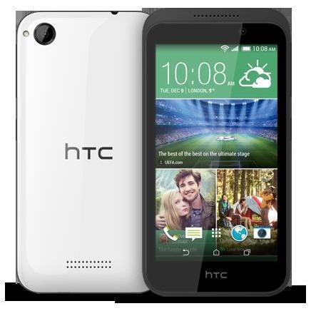 HTC Desire 320 8 Go - Blanc - Débloqué