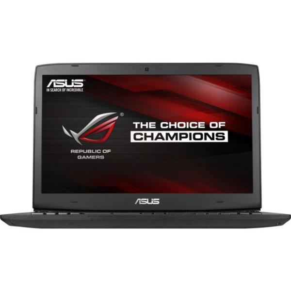 Asus PC portable gamer -  Intel core i7-4710HQ, 2,5 Ghz TurboBoost à 3,5 Ghz, 6 Mo de smartcache, Intel HD Graphics 4600 GHz - HDD Disque dur 1 To Go - RAM 3072 Go - AZERTY