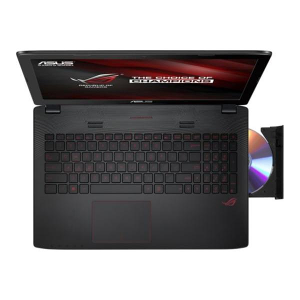 Asus PC portable gamer -  2,3 GHz - HDD + SSD Disque dur 1 To Go - RAM 2048 Go - AZERTY