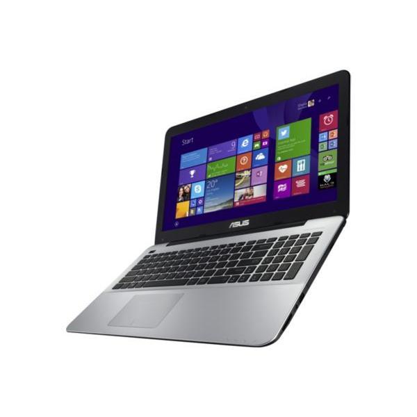 Asus PC portable 15 et 16 pouces -  Intel Core i5-5200U : 2,2  ; Turbo 2,7  / 2 coeurs ; 4 threads / 3 Mo de mémoire cache GHz - HDD 1000 Go - RAM 6 Go Go - AZERTY