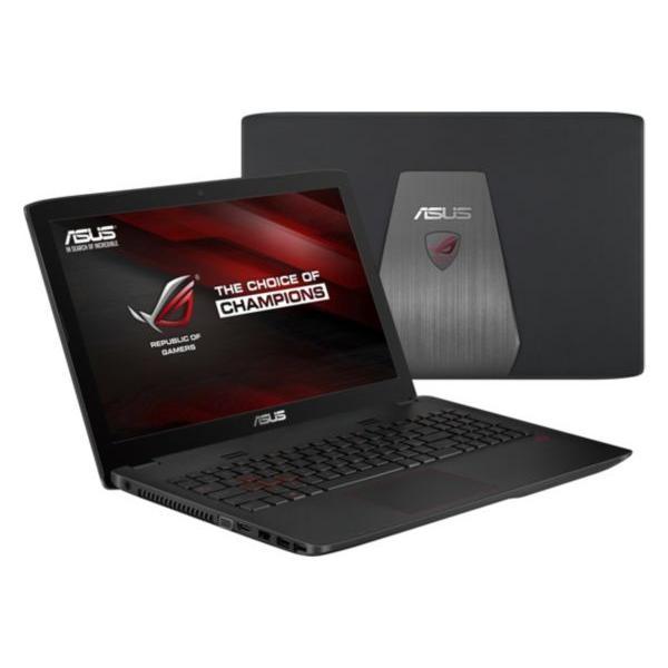 """Asus ROG GL552JX 15,6"""" - Core i5 2,8 GHz  - SSD 128 Go + HDD 872 Go - RAM 8 Go- Nvidia GeForce GTX950M"""