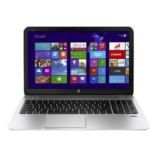 Hp PC portable 15 et 16 pouces -  Intel core i7-4700MQ : 2,4  / Turboboost jusqu'à 3,4  / 4 coeurs / Hyper-threading / Contrôleur graphique Intel HD Graphics 4600 intégré (400 MHz) GHz - HDD + SSD 102