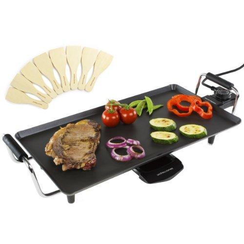 Andrew James - AJ5302- Barbecue grill teppanyaki électrique