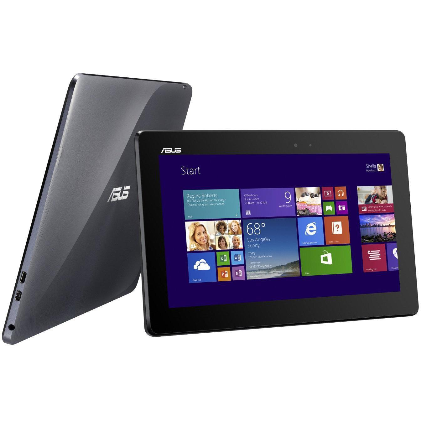 "Asus Transformer Book-2 en 1 - 10,1"" 64 Go -  - Noir"
