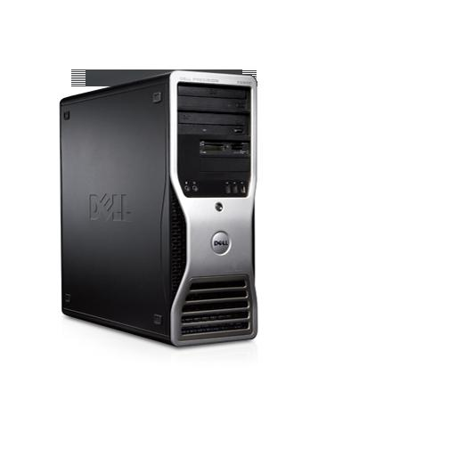 DELL Precision T3500 (Format Tour)