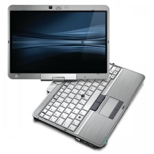 "Hewlett Packard Elitebook 2760P - 14"" 130 Go -  - Gris argent"
