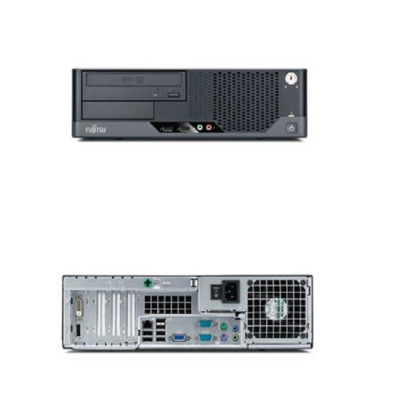 Fujitsu ESPRIMO E STAR 5 E5730  CELERON Processor 450 2.2 GHz  - HDD 160 Go - RAM 2 Go