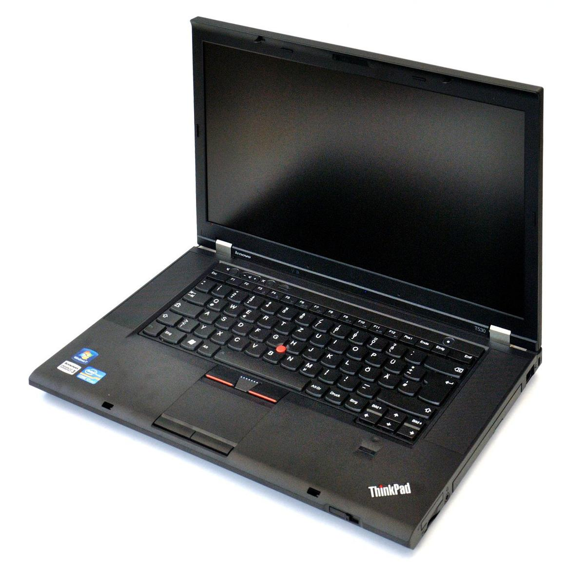 "Lenovo T530 THINKPAD 15,6"" CORE-I5 (I5-3320M) 2,6 GHz  - HDD 500 Go - RAM 4 Go"