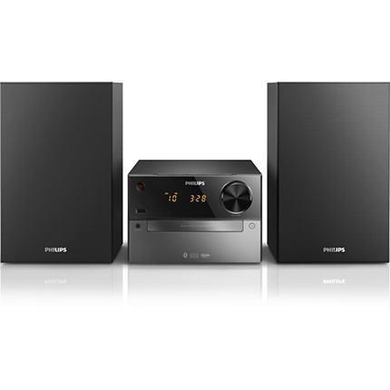 Chaine hifi CD - USB - Bluetooth Philips BTM2310/12 - 15W