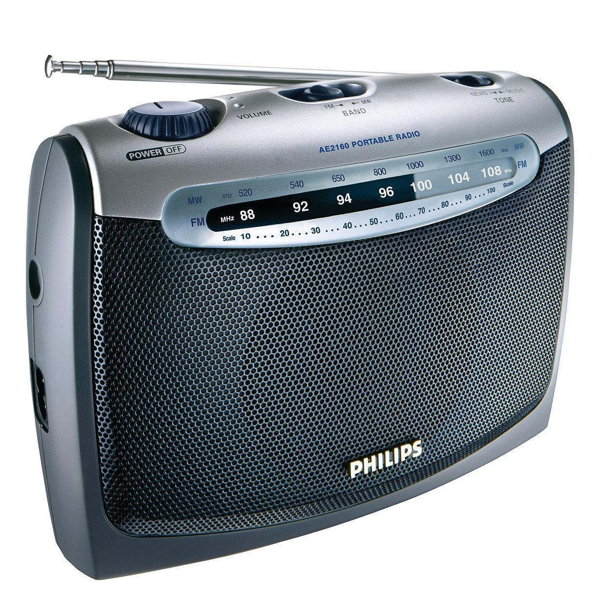 Philips Radio portable AE2160 FM/MW