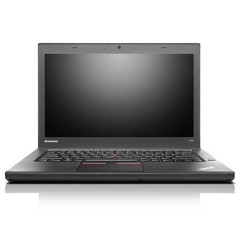 "Lenovo ThinkPad T450 14"" (2015) - Core i5-4300U - 4GB - SSD 180 GB AZERTY - Francúzska"
