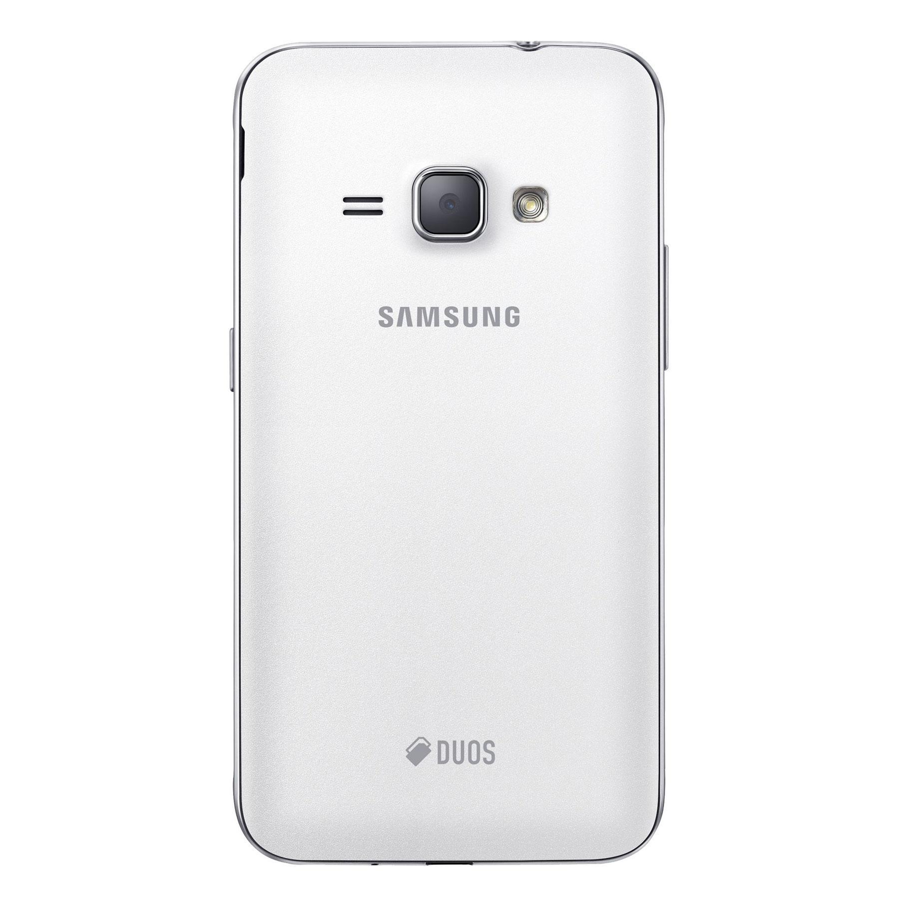 Galaxy J1 (2016) 8 Go - Blanc - Débloqué