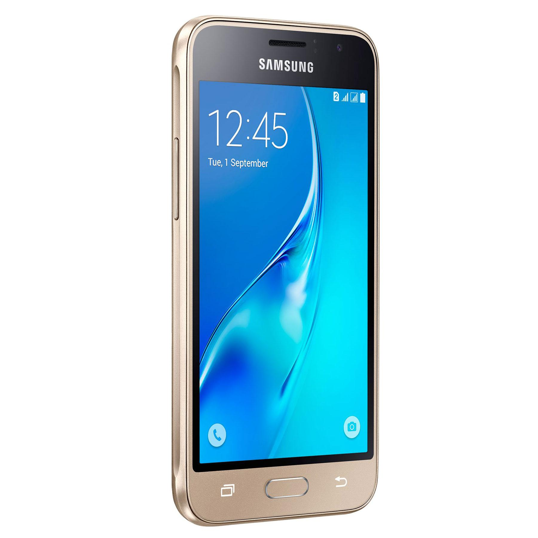 Galaxy J1 (2016) 8 Go - Or - Débloqué