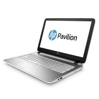 "HP Pavilion 15-P070NF 15.6"" Core i5 1.7 GHz - HDD 750 Go - RAM 4 Go"