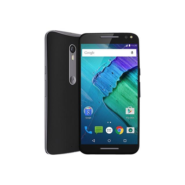 Motorola X Style 32 Go Noir