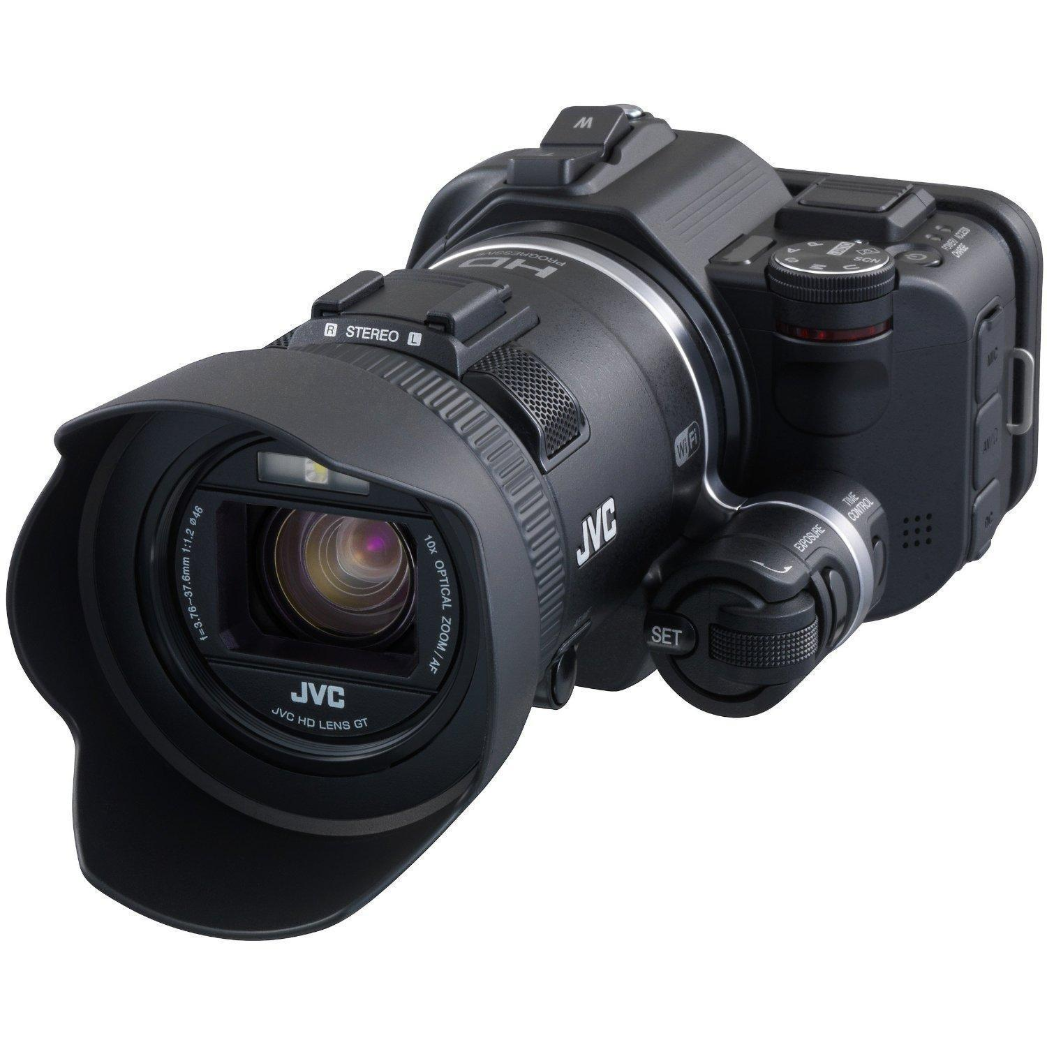 Caméscope JVC Full HD 12,8 Mpix GC-PX100