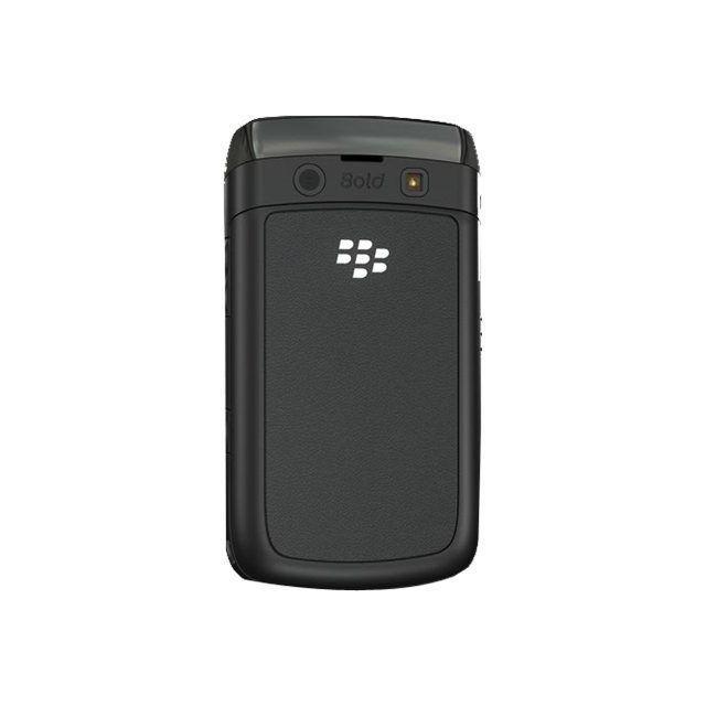 Blackberry Bold 9780 - Noir - Orange