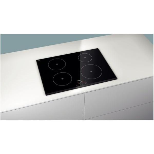 Table de cuisson induction SIEMENS EH751BE17 E