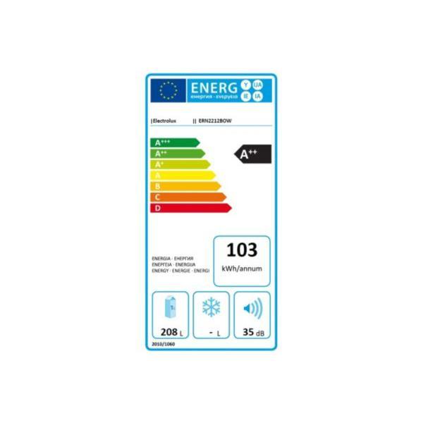 Réfrigérateur encastrable ELECTROLUX ERN2212BOW